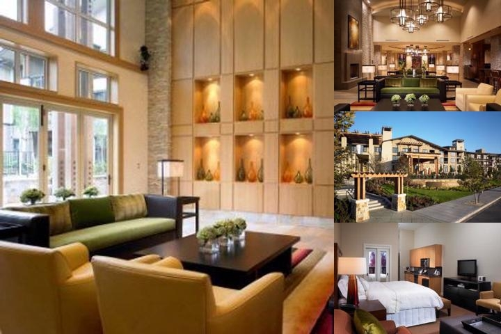 The Westin Verasa Napa photo collage