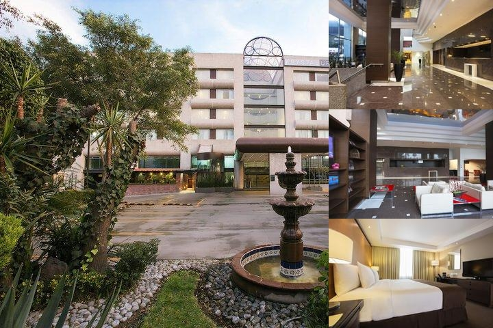 Doubletree by Hilton Mexico City Airport Area photo collage