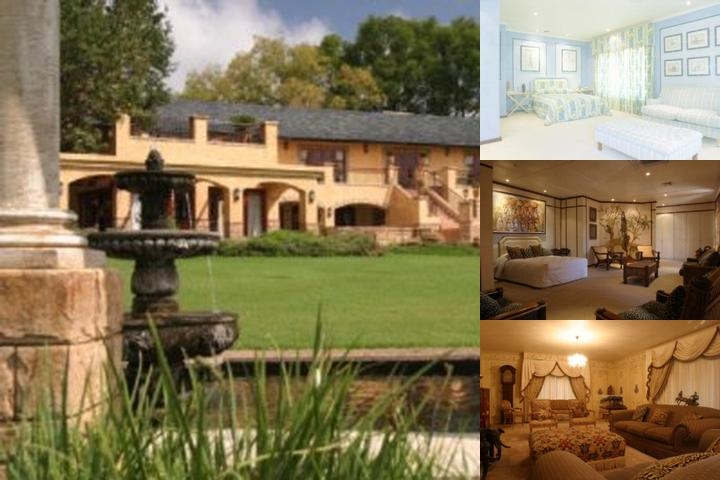 Ingwenya Hotel Spa & Conference Centre photo collage
