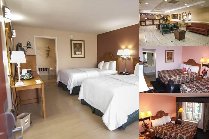 La Copa Hotel photo collage