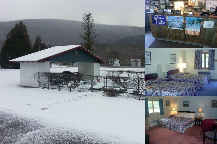 Chalet Motel photo collage