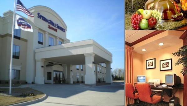 Springhill Suites by Marriott Ardmore photo collage