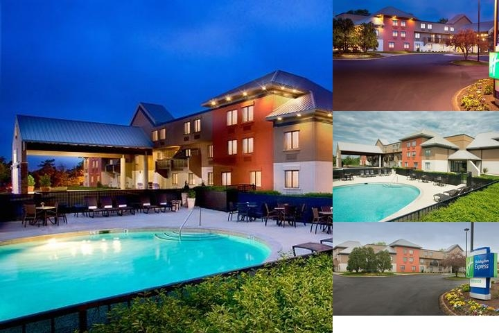 Holiday Inn Express Nashville Airport Opryland photo collage