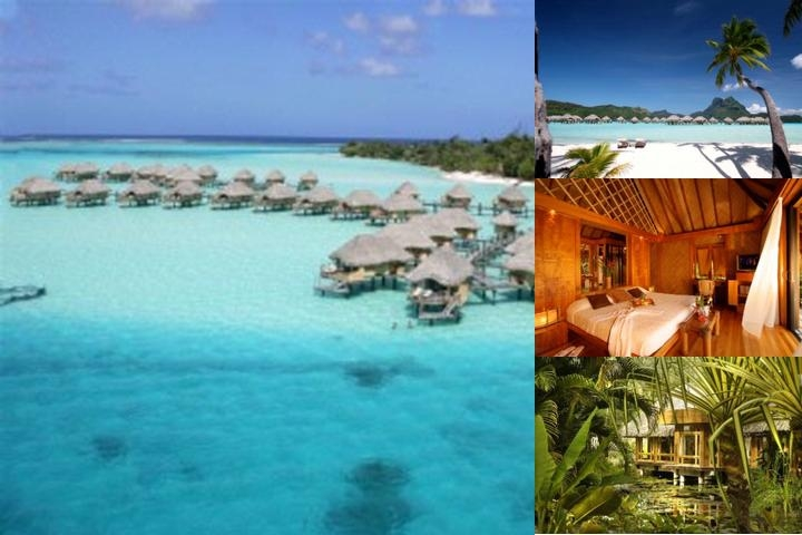 Bora Bora Pearl Beach Resort & Spa photo collage