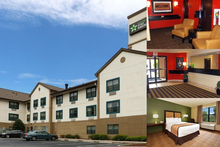 Extended Stay America Atlanta Duluth photo collage