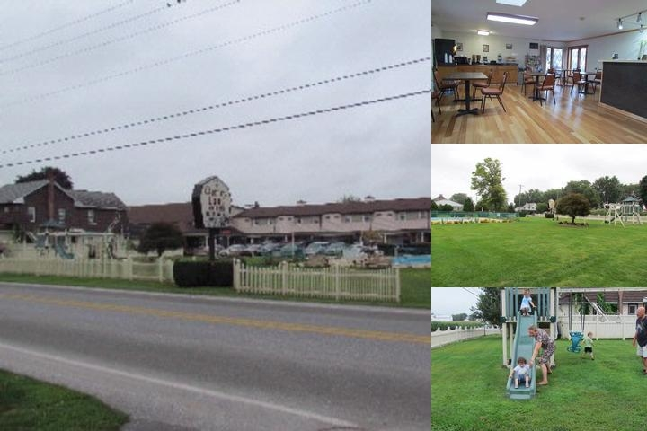 Cherry Lane Motor Inn photo collage