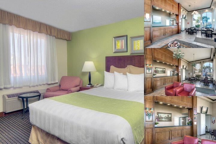 Los Prados Hotel photo collage