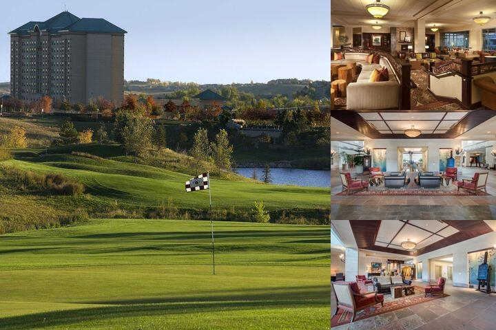 Omni Interlocken Resort photo collage