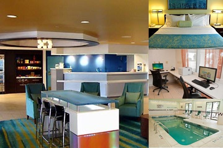 Springhill Suites by Marriott Round Rock photo collage