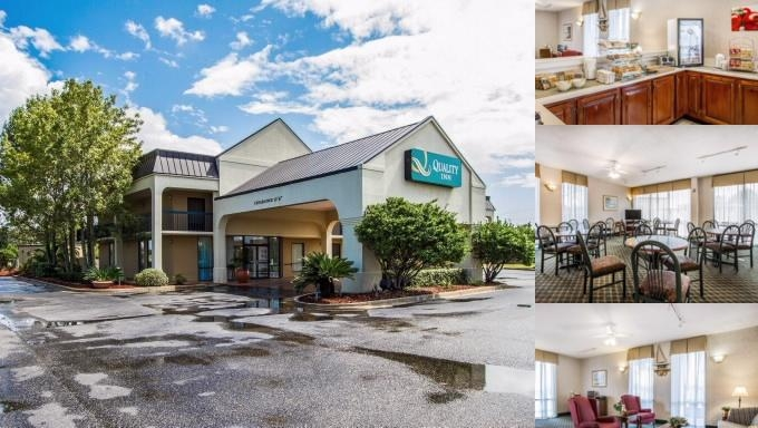 Quality Inn Foley photo collage