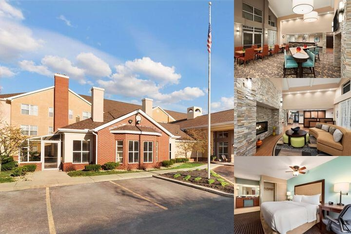 Homewood Suites Columbus Hilliard photo collage