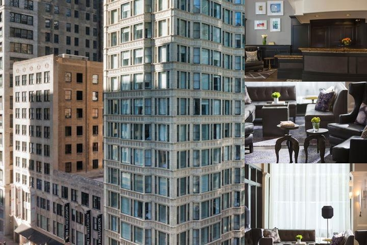 Staypineapple An Iconic Hotel The Loop Chicago photo collage