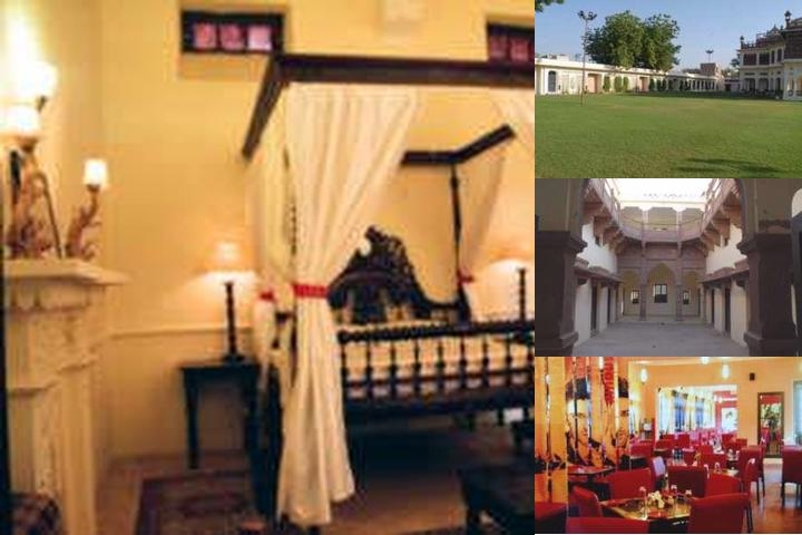 Khaas Bagh Heritage Hotel photo collage