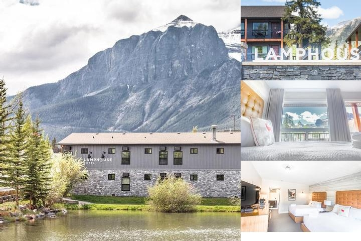 Bow Valley Motel photo collage