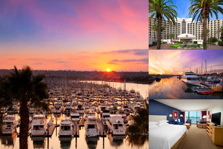 Sheraton San Diego Hotel & Marina photo collage