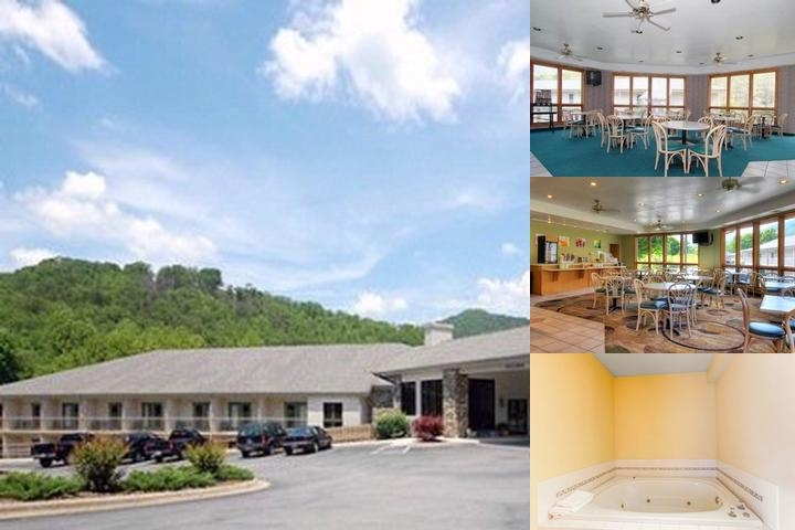 Quality Inn Cherokee photo collage