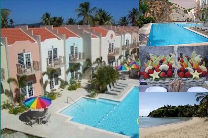Lucia Beach Villas photo collage