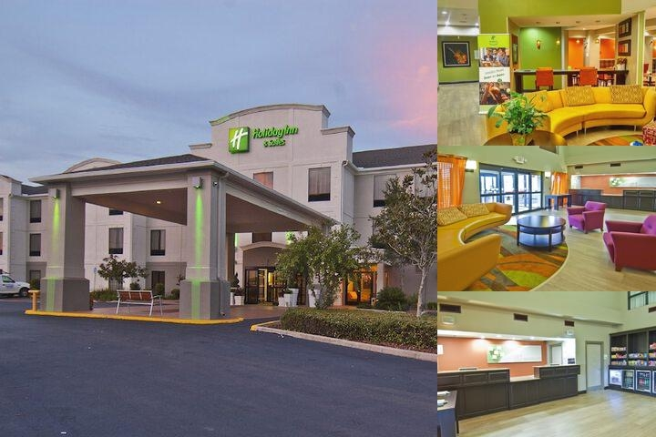 Holiday Inn & Suites Opelousas photo collage