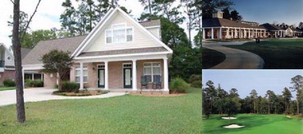 The Villas at Carter Plantation photo collage