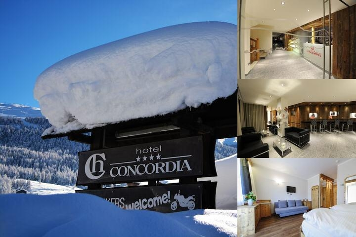 Concordia photo collage