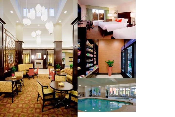 The Hilton Garden Inn Eugene / Springfield photo collage