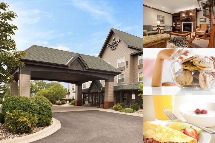 Country Inn & Suites East photo collage