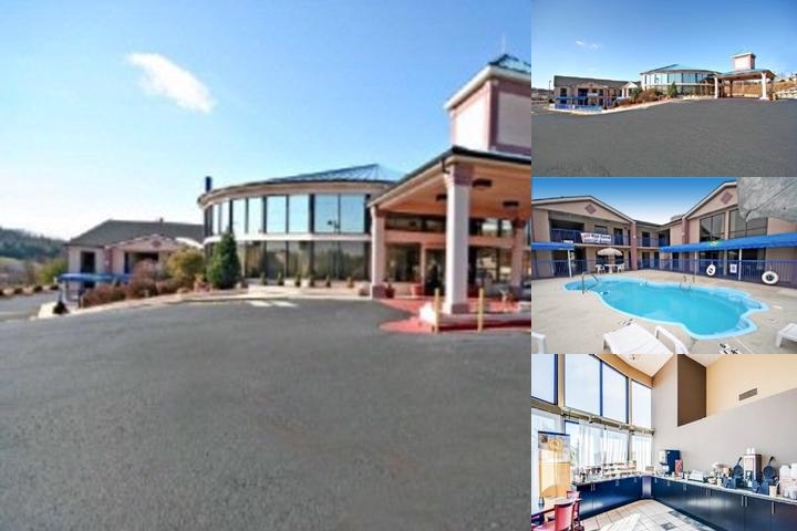 Quality Inn Hillsville Hotel photo collage