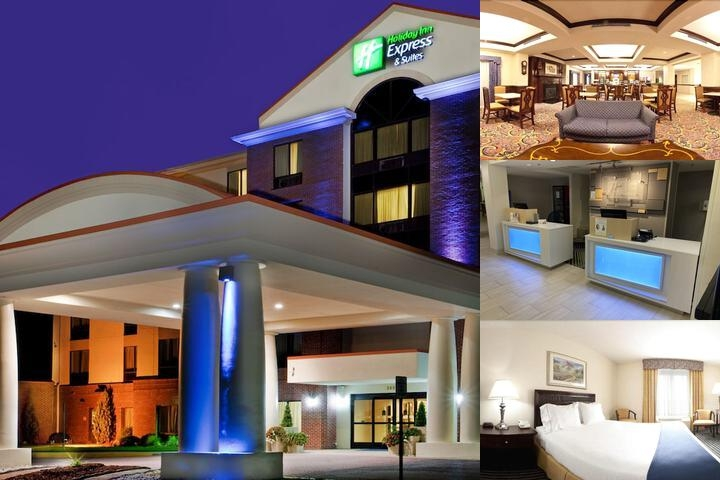 Holiday Inn Express & Suites Chesapeake photo collage