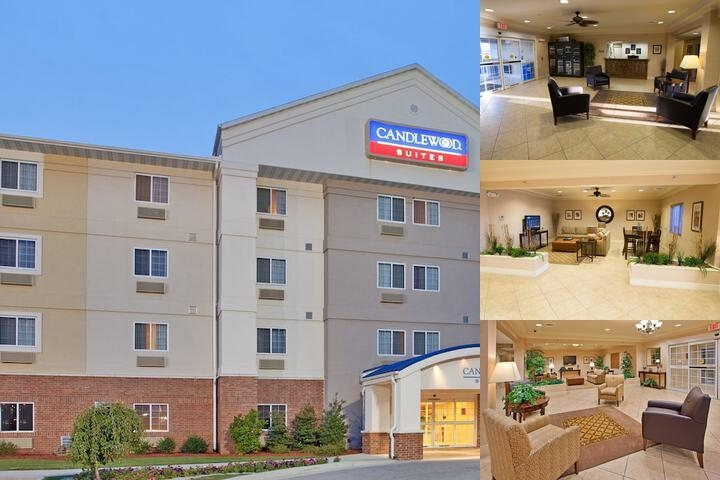 Candlewood Suites Springfield South photo collage