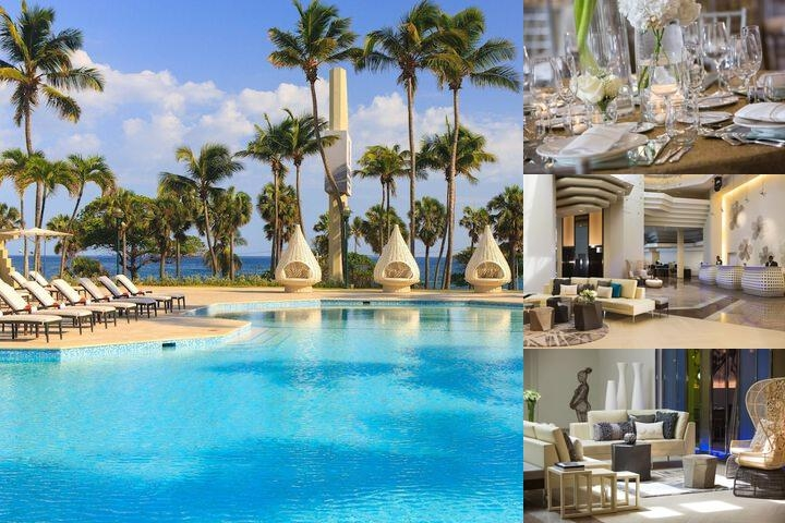 Renaissance Santo Domingo Jaragua Hotel & Casino photo collage