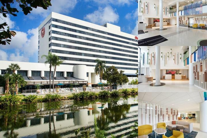 Sheraton Miami Airport Hotel & Executive Meeting Center photo collage