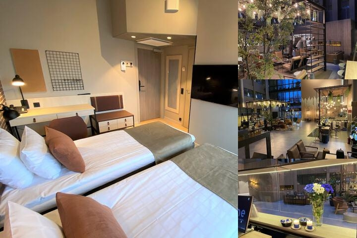 Airport Hotel Bonus Inn photo collage