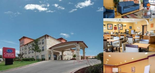Comfort Suites Seaworld / Lackland photo collage