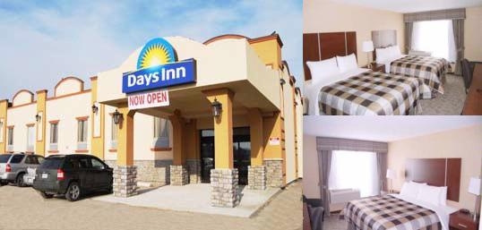 Days Inn Brampton photo collage