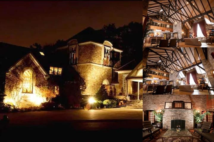 Glenerin Inn photo collage