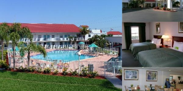 La Quinta Inn Cocoa Beach Port Canaveral photo collage