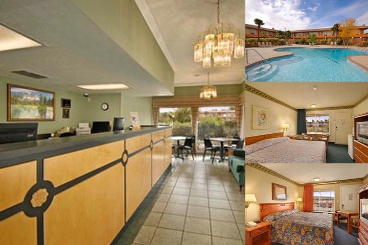 Days Inn Palmdale photo collage