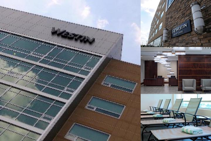 The Westin Mount Laurel photo collage