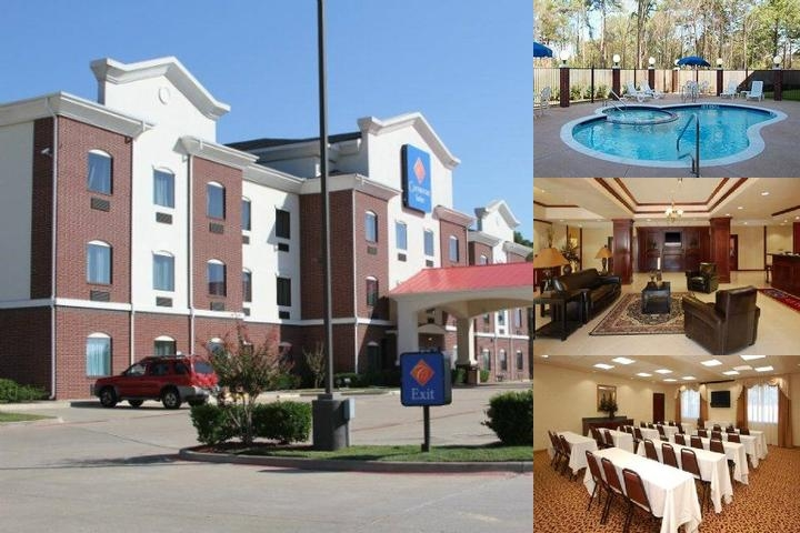 Centerstone Suites Longview photo collage