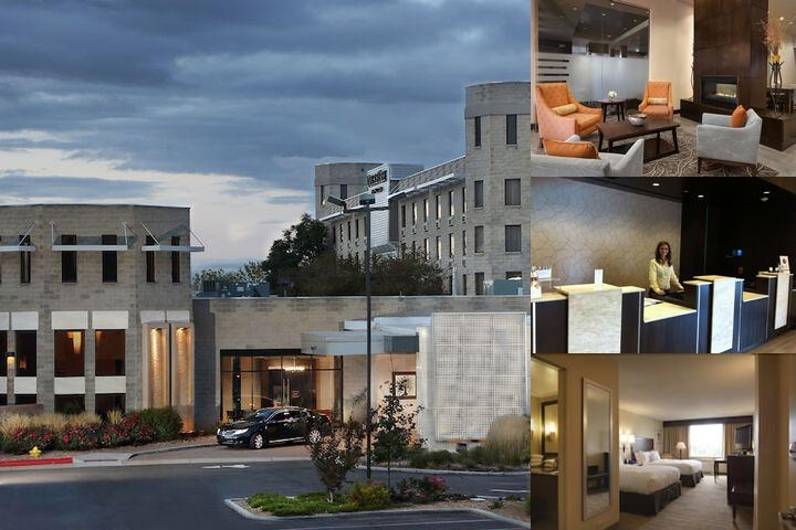 Doubletree by Hiltondenver Thornton photo collage
