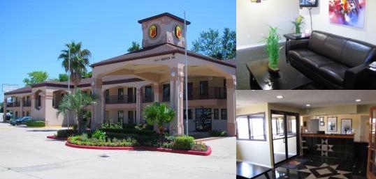 Palace Inn Tomball photo collage