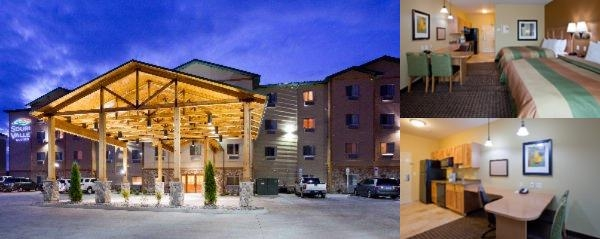Souris Valley Suites photo collage