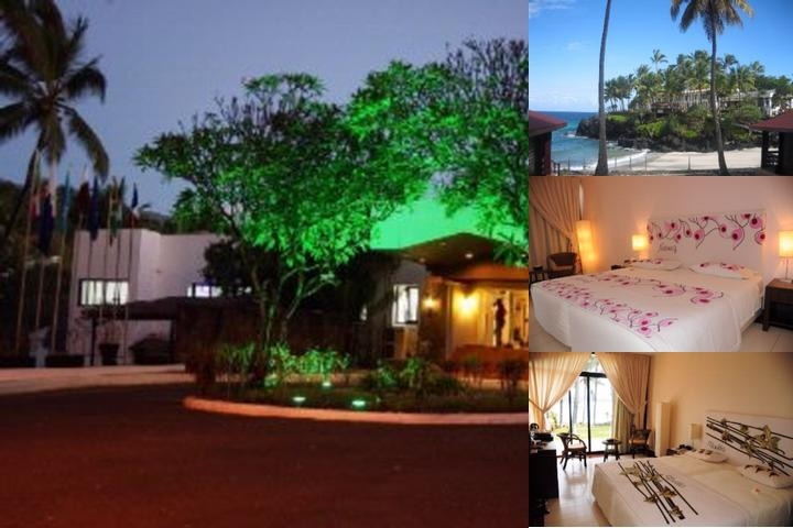 Cristal Itsandra Beach Hotel photo collage