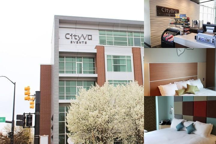 Cityflatshotel Holland photo collage