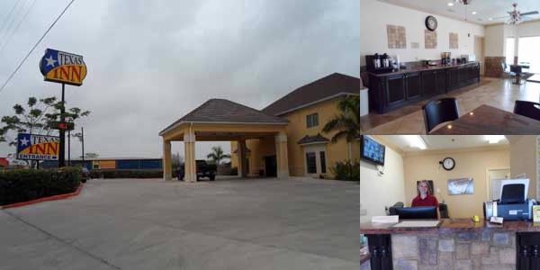 Texas Inn South Padre Island Airport Hotel photo collage