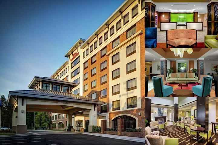Hilton Garden Inn Raleigh Durham / Rtp photo collage