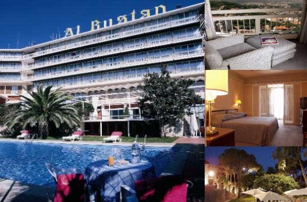 Hotel Al Bustan photo collage