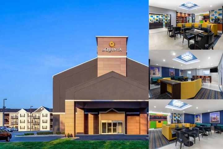 La Quinta Inn & Suites Columbus West / Hilliard photo collage