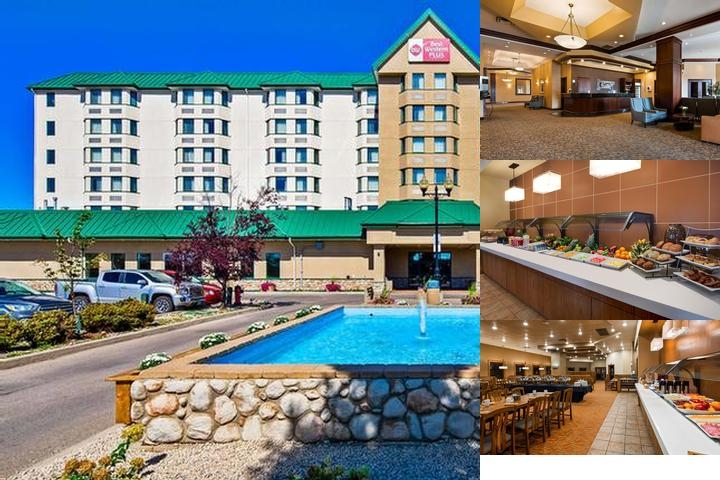Best Western Plus Winnipeg Airport Hotel photo collage
