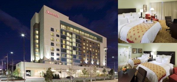Houston Marriott Energy Corridor photo collage